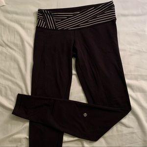 Lululemon wunder under original leggings